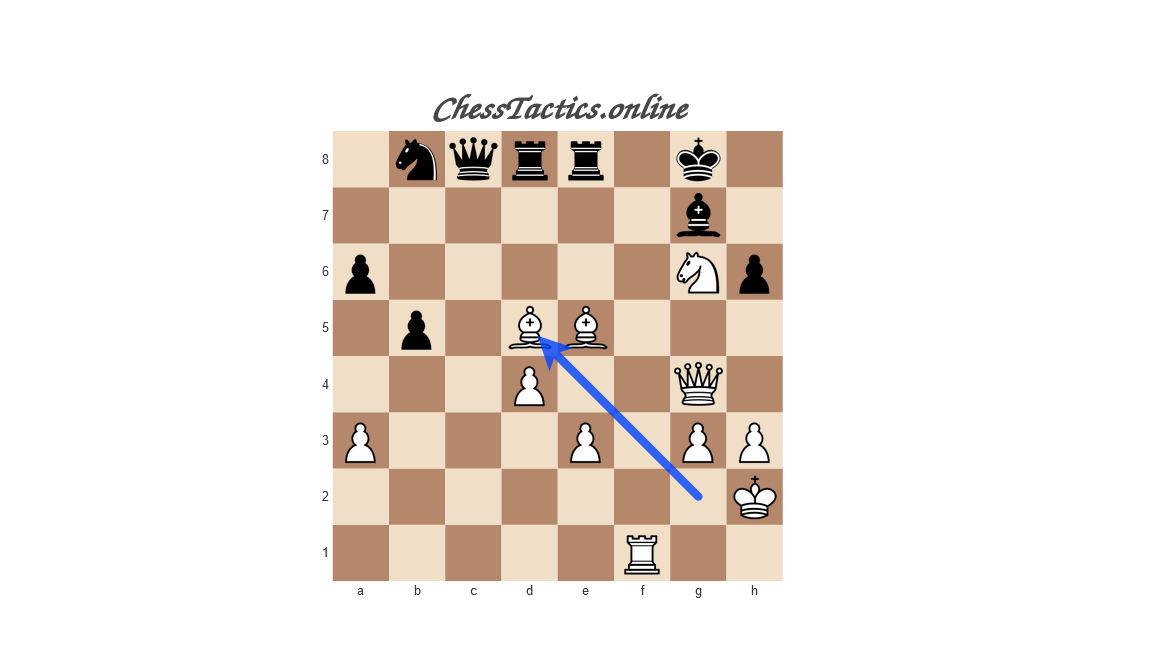 Chess-Tactical-Element-Distraction