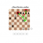 Chess-Tactical-Element-Double-Attack