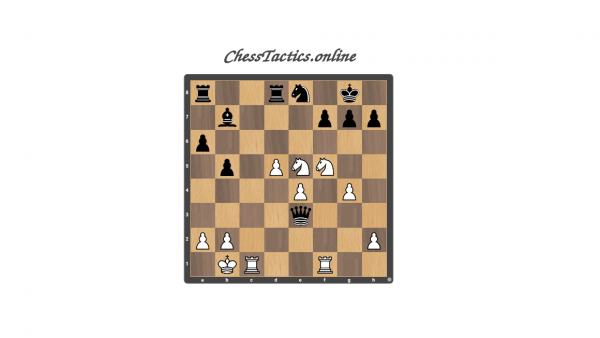 Chess Tactics Puzzles – All Themes