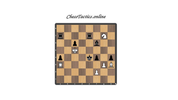 Checkmate Puzzles – Advanced Level