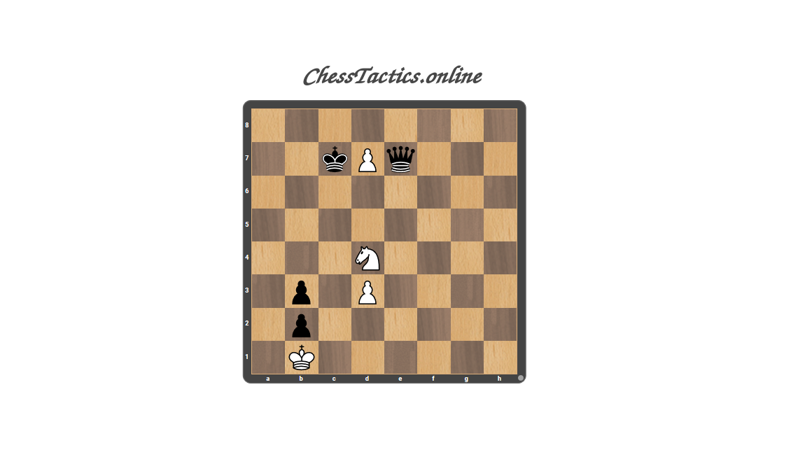 Chess-Tactics-Positional-Draw