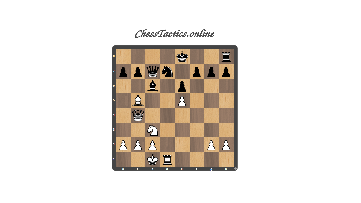 Chess-Tactics-Puzzles-Clearing-Advanced-Level