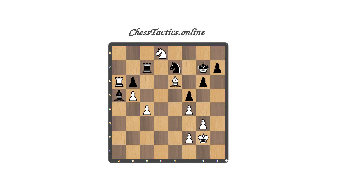 Chess-Tactics-Puzzles-Clearing-Beginner-Level