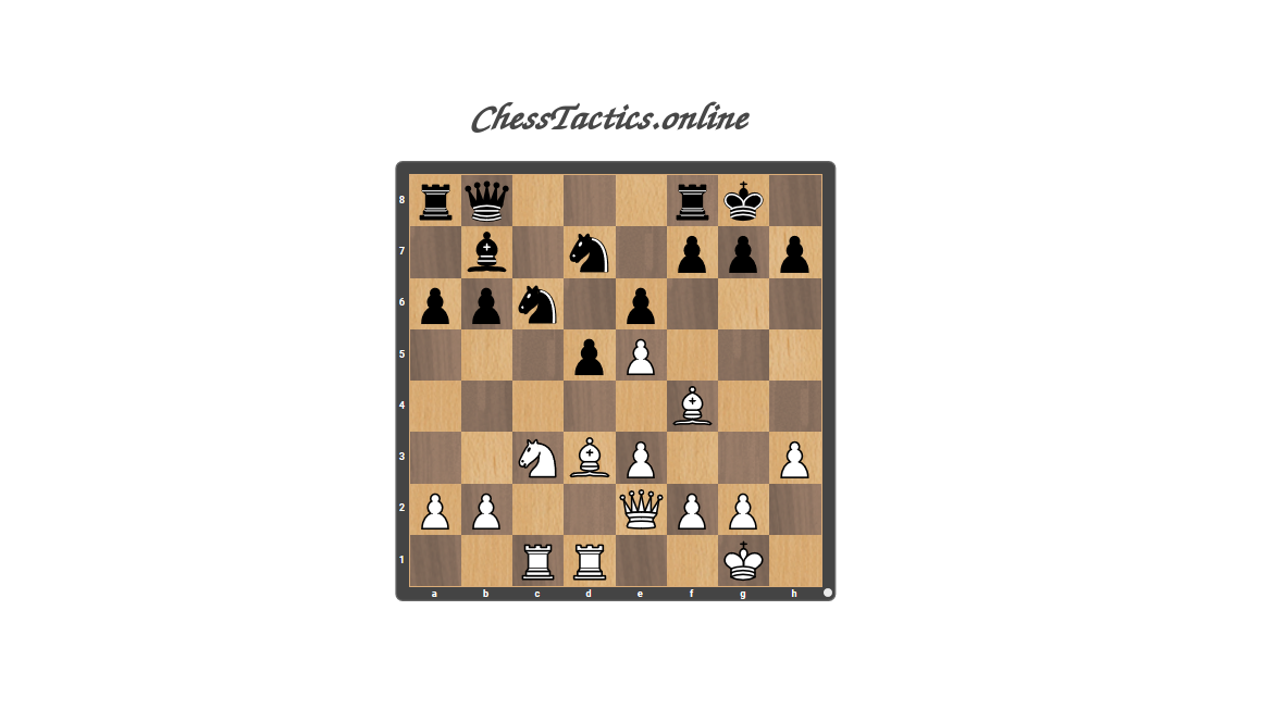 Chess-Tactics-Puzzles-Discovered-Attack-Expert-Level