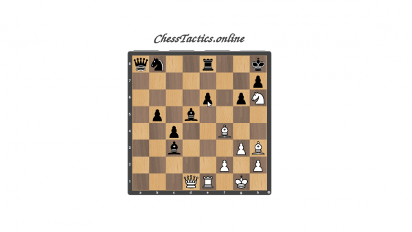 Chess Tactics Puzzles – Distraction
