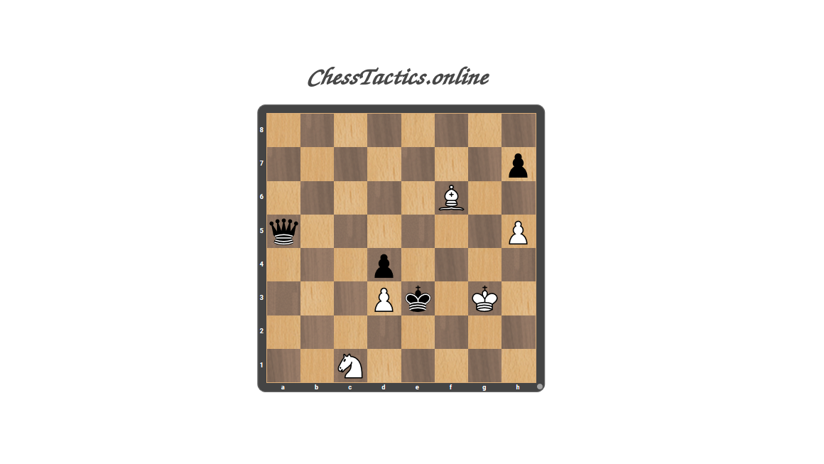 Chess-Tactics-Puzzles-Double-Attack-Beginner-Level