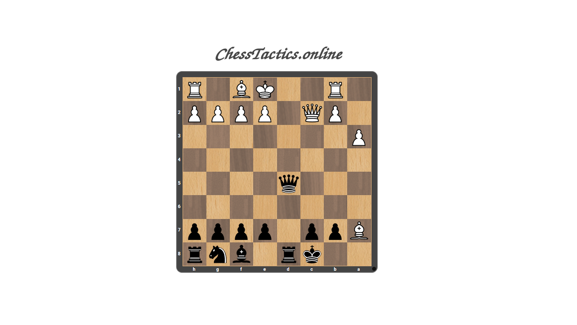 Chess-Tactics-Puzzles-Double-Attack