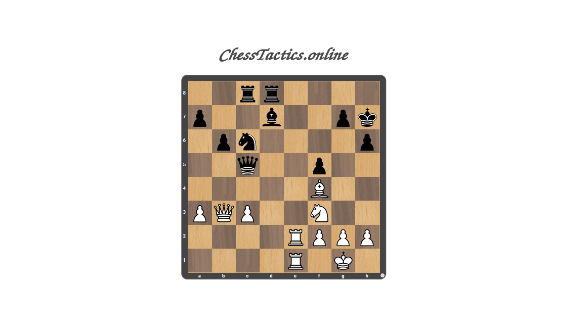 Chess-Tactics-Puzzles-Interference-Advanced-Level