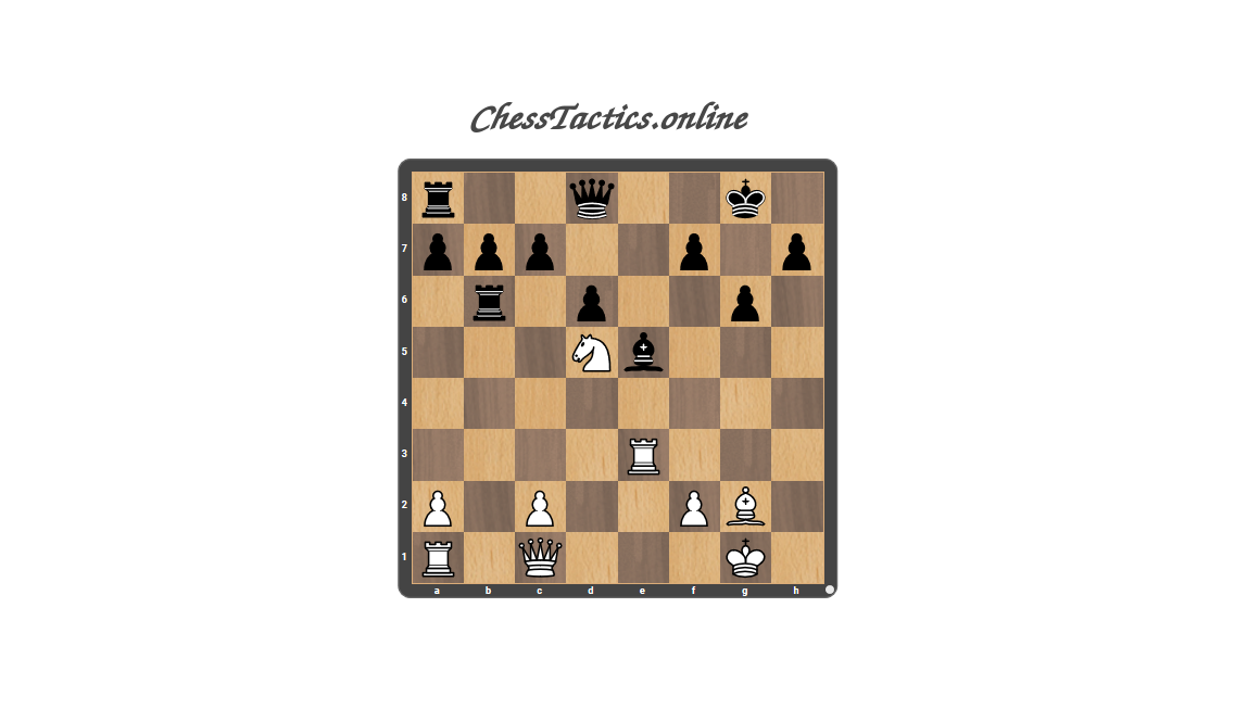 Chess-Tactics-Puzzles-Interference-Expert-Level