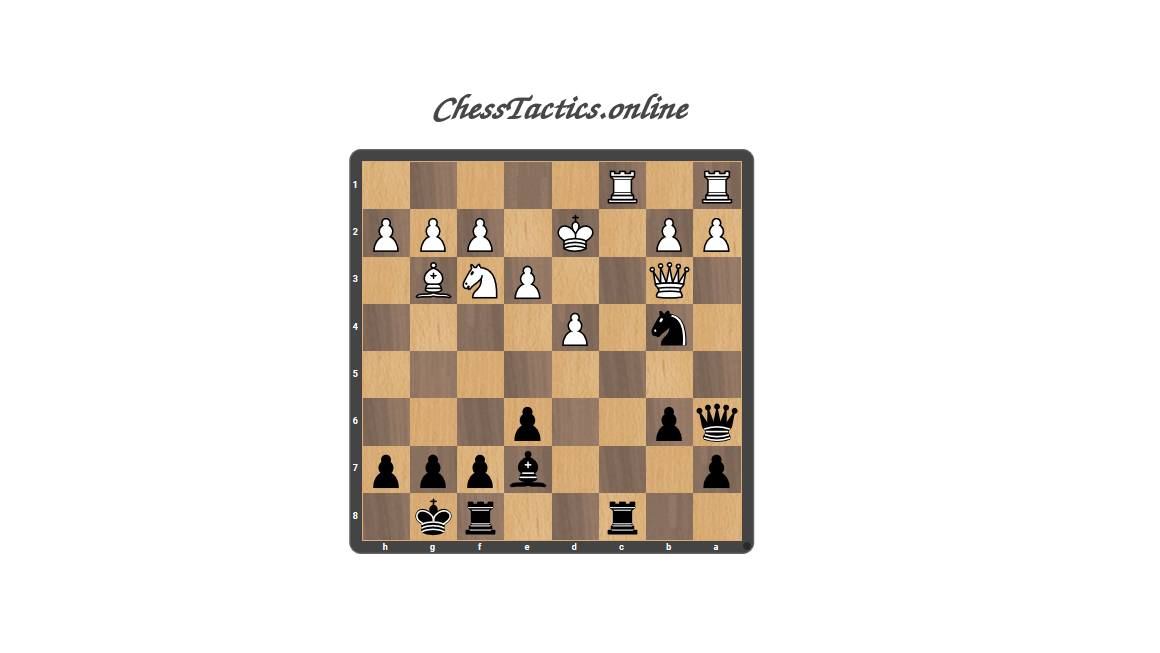 Chess-Tactics-Puzzles-Interference