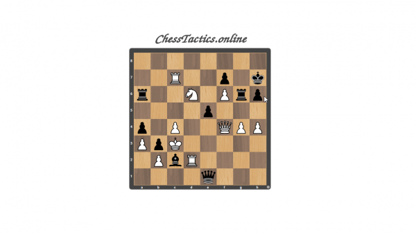 Puzzles/Pawn Promotion – Expert Level