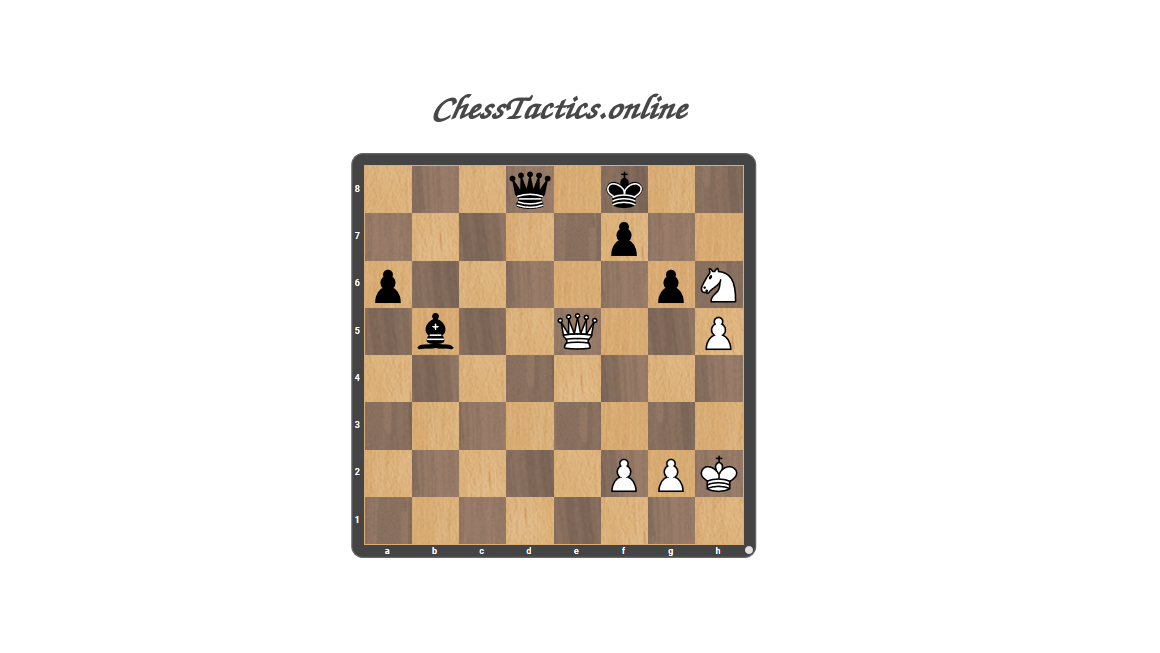 Chess-Tactics-Puzzles-Pawn-Promotion