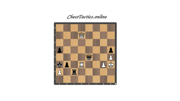 Chess Tactics Puzzles – Restriction of Material