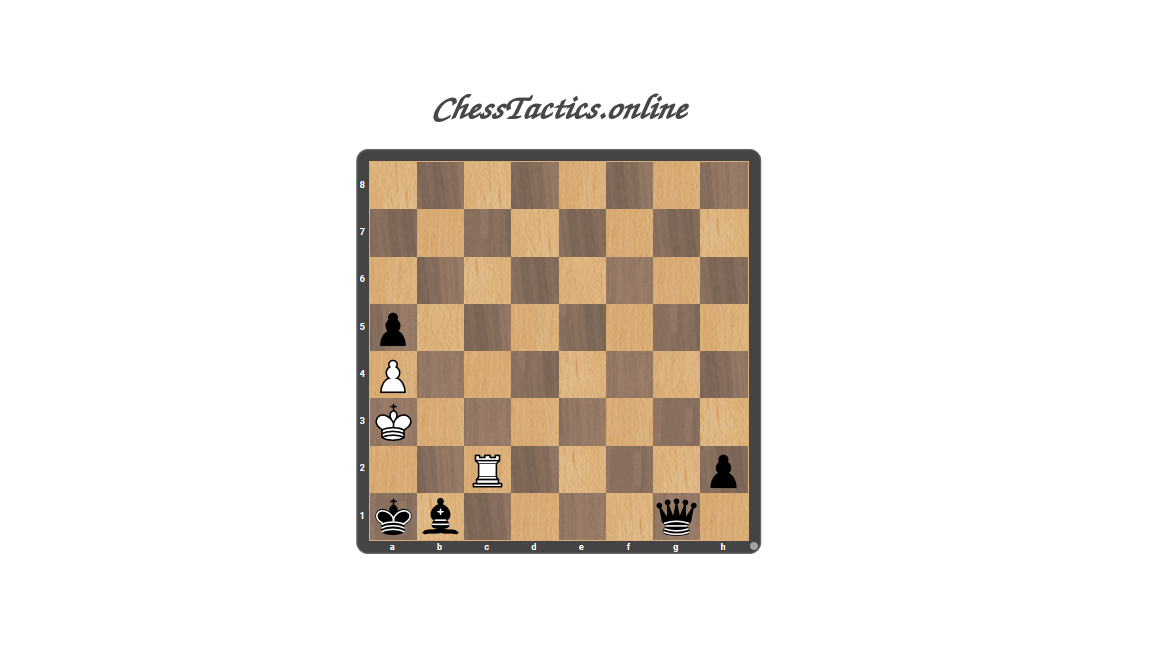 Chess-Tactics-Puzzles-Restriction-of-Material-Beginner-Level
