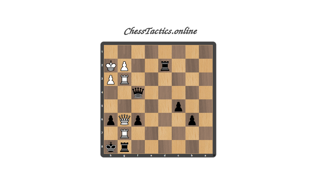 Chess-Tactics-Puzzles-Skewer-Advanced-Level
