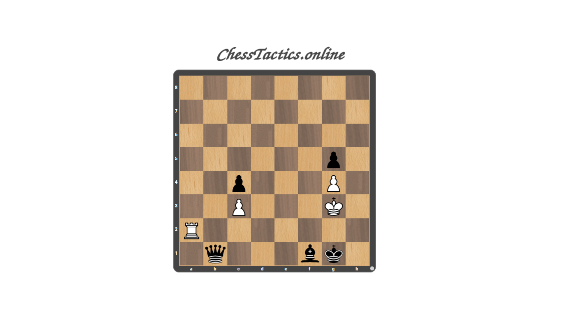 Chess-Tactics-Stalemate