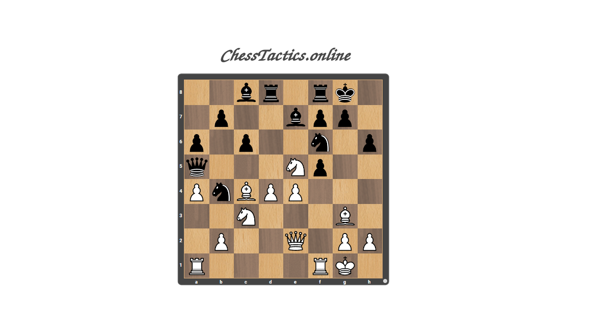 Chess-Tactics-Theory-Clearing