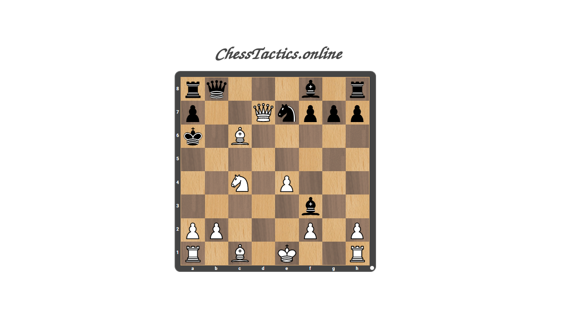 Chess-Tactics-Checkmate-Clearing-Advanced-Level