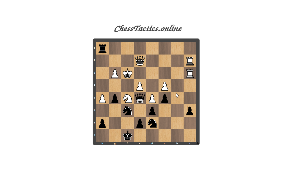 Chess-Tactics-Checkmate-Clearing