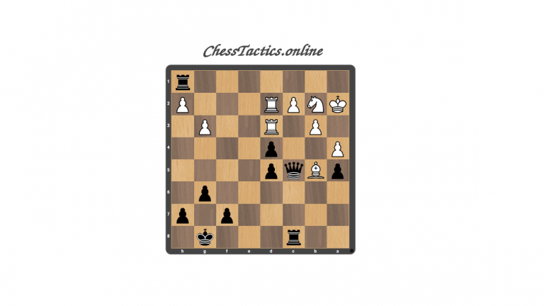 Checkmate Puzzles – Decoy – Beginner Level