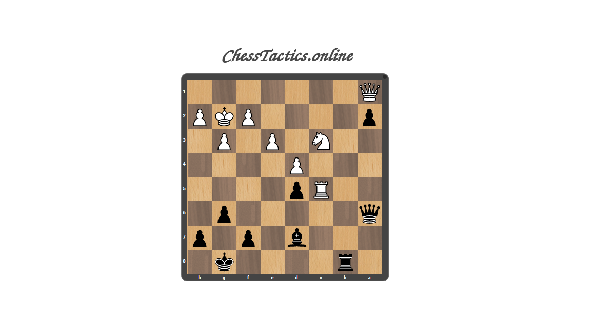 Chess-Tactics-Checkmate-Decoy
