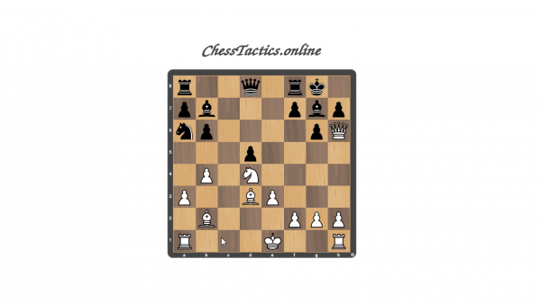 Checkmate Puzzles – Discovered Attack – Beginner Level