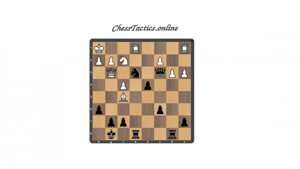 Checkmate Puzzles – Discovered Attack – Expert Level