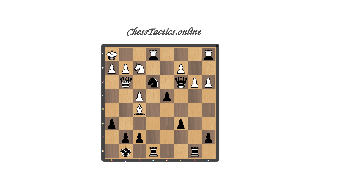 Chess-Tactics-Checkmate-Discovered-Attack-Expert-Level