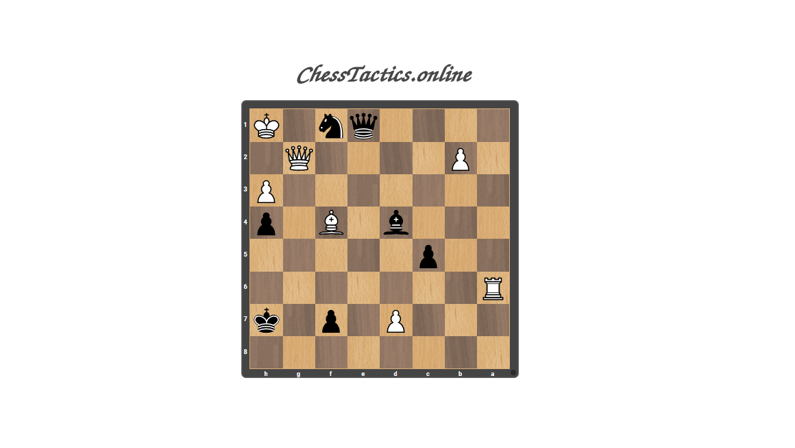 Chess-Tactics-Checkmate-Discovered-Attack