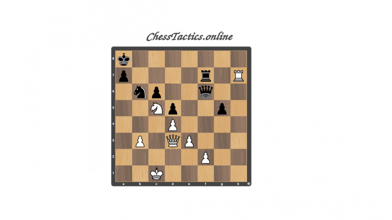 Checkmate Puzzles – Distraction – Beginner Level