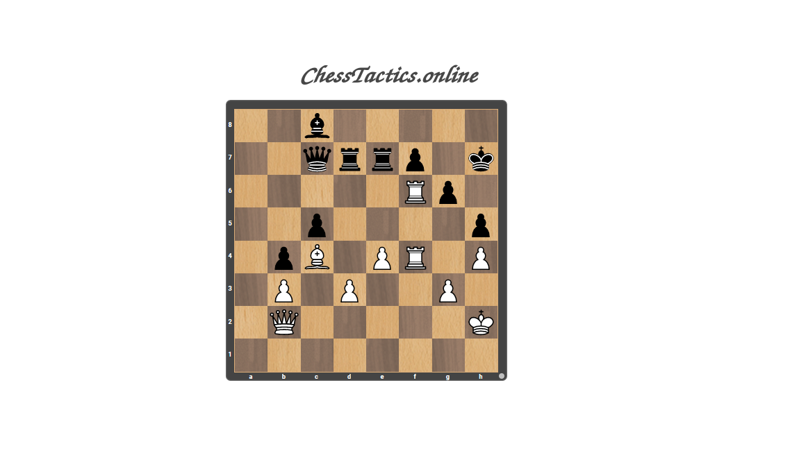 Chess-Tactics-Checkmate-Distraction-Expert-Level